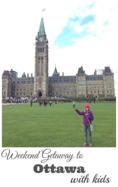 Weekend Getaway to Ottawa with Kids - Planning a weekend trip to Canada's capital city Ottawa with the kids? We've covered all the fun places to visit and things to do in Ottawa with kids. | Travel with Kids | Travel Canada | Travel Ottawa | Hotel Indigo | ad |