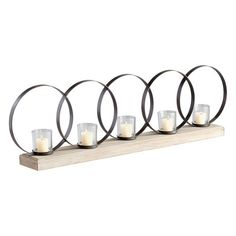 I pinned this Ohhh Hurricane Candle Holder from the Shorely Chic event at Joss and Main!