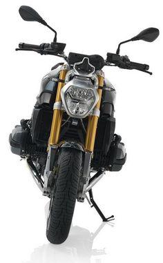 BMW R 1200 R Black Front View R1200r, Modern Interior Design, Chopper, Motorcycles, Horse, Bmw, Iron, Black, Motorbikes