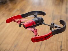 Parrot announces that the copter will be available in December starting at $499 at Best Buy and Apple stores and online.