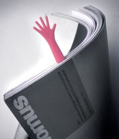 Fancy - Help Bookmark by Propaganda