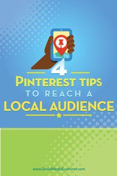 Local Marketing Proven To Generate New Business! Business Marketing, Online Marketing, Social Media Marketing, Online Business, Marketing Strategies, Social Media Trends, Pinterest For Business, Pinterest Marketing, Blogging