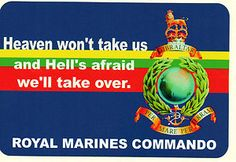 Royal Marine Commandos