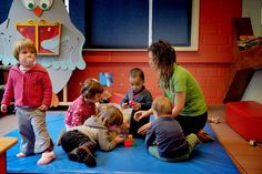 Ouders sneller zeker van plaats in Gentse stadscrèches . Het Nieuwsblad