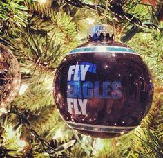 Seasons greetings #FlyEaglesFly