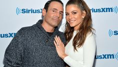 """Maria talks about what it was like to get engaged during an episode of """"The Howard Stern Show."""" (Photo credit: Getty)"""