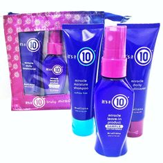 #ItsA10Haircare on the go! Where will you be taking our mini travel kit this summer? #10Travels