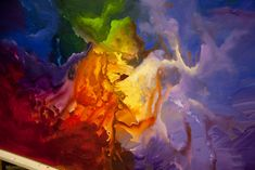 nebulosa abstracta