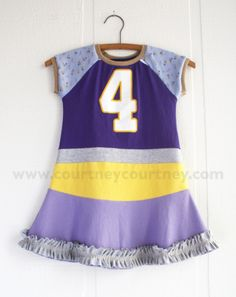 4 #courtneycourtney #eco #upcycled #recycled #repurposed #tshirt #vintage #dress #girls #unique #clothing #ooak #designer #upscale #purple #ruffle #4 #4th #birthday