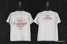 Amazing Free T-Shirt Mockup PSD | ZippyPixels