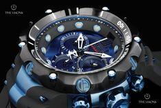 Invicta Jason Taylor Limited Edition Venom Generation II Strap Watch w/ One-Slot Dive Case - 14417