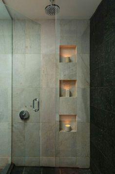 Trockenbau Dusche Ablage