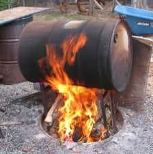 How to make coal for your forge.