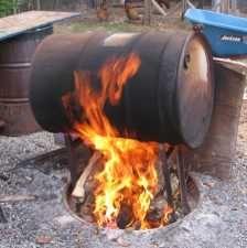 Como fazer carvão para a sua forja
