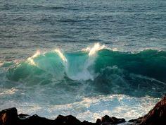 Atlantik Brandung Gischt Gran Canaria Kanaren Kanarische Inseln Meer Monsterwelle Ozean Strand Sturm stürmisch Wasser Welle Wellen Wellenmonster