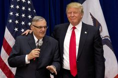Nixon Lawyer: Donald Trump Abused Pardon Power When He Freed Joe Arpaio'This president is not troubled by the separation of powers'