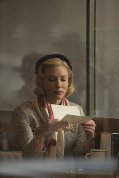 Cate Blanchett portrays Carol Aird