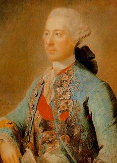 Joseph II, brother of Marie Antoinette.