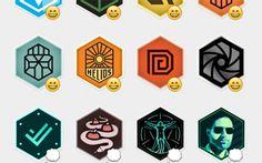 Ingress Sticker Set | Telegram Stickers