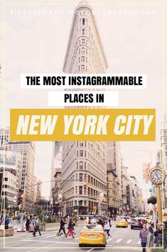 Planning a trip to New York City and need some travel inspiration? Do you want to know where the most Instagrammable places in NYC are? This posts lists the best photo spots in NYC so that you can take lots of picture perfect photos on your New York trip! #nyc #newyork #nyny #newyorkcity #nycphotos #nycphotography