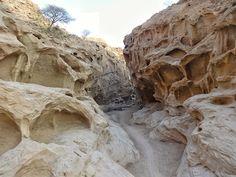 Chahkooh Canyon, Qeshm Iran