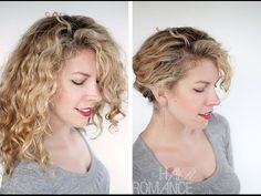 pin up hairstyles for curly hair http://www.youtube.com/watch?v=we2FG1qrZy0 #hairstyles #pinup #tutorial #haircut #natural #decoratingideas #hair #beauty #curly