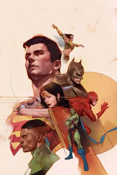 Variant cover art by Ben Oliver for 'Justice League' issue published June 2018 by DC Comics Arte Dc Comics, Dc Comics Art, Batman Art, Batman And Superman, Batman Arkham, Batman Robin, Superman Photos, Comic Books Art, Comic Art