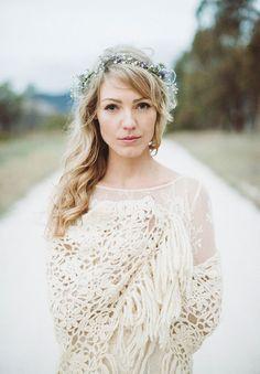 crochet shawl - ballarat-bush-country-australian-wedding3