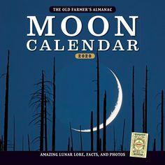 23 Best 2020 Calendars images | Farmers almanac, Old farmers
