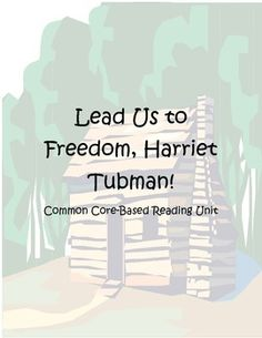 Harriet Tubman is known today for her work on the Underground Railroad helping slaves escape to freedom. The novel, Lead Us to Freedom, Harriet Tubman! is a biography of Harriet Tubman. It details Harriet's childhood, her escape from slavery, and her work as an Underground Railroad conductor in a way that is easily understood by a second or third grade student.