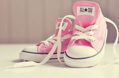 all star trainers pink