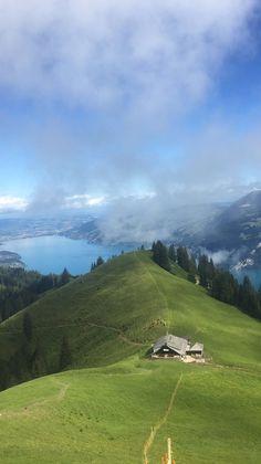 Brunni. Thunersee. Schweiz. Berner Oberland. ❤️