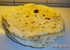 Mit eszik a magyar: Tortilla tészta