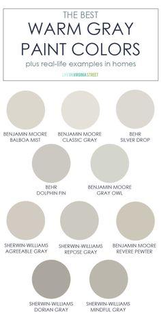 Indoor Paint Colors, Best Paint Colors, Room Paint Colors, Interior Paint Colors, Best Wall Colors, Office Paint Colors, Best Bedroom Colors, Living Colors, Paint Colors For Living Room