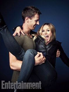 LoVe ya'll - Jason Dohring and Kristen Bell (Veronica Mars)