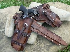Posts about Gun holsters written by Thanh N. Pistol Holster, Leather Holster, Cowboy Holsters, Colt Single Action Army, Custom Leather Belts, Cowboy Action Shooting, Lever Action Rifles, Cool Guns, Le Far West