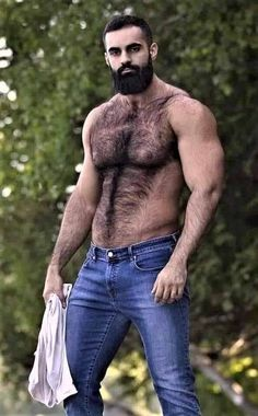 Mostly Hairy and Hot Guys. Few Pakistani men. i don't claim copyright. Scruffy Men, Hairy Men, Bearded Men, Great Beards, Awesome Beards, Arab Men, Love Bear, Hairy Chest, Male Chest