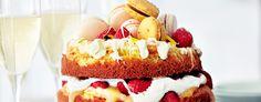 Paksu-Brita haastaa perinteisen britakakun. Kakkupohjien väliin asetellaan kuohkeaa kermavaahtoa, mansikoita ja kirpeänmakeaa lemon curdia eli sitruunatahnaa . Päälle vielä mansikoita ja trendikkäitä macaron-leivoksia, niin takuuvarma hittileivonnainen on valmis.