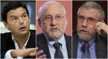 Piketty, Stiglitz e Krugman concordano sul fatto che dalla crisi greca vi sia solo una via d'uscita: quella di opporsi ai disegni della troika. Che sta portando l'Europa alla fame e lontana dai popoli