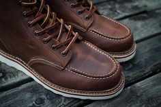 Red Wing Boots 1907 Moc Toe's – OTH