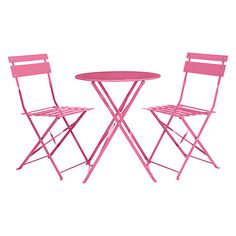 Buy House by John Lewis Brighton Bistro Outdoor Table and Chair Set Online at johnlewis.com
