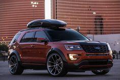 Cars by Kris Explorer Sport -- 2015 SEMA