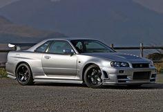2005 Nissan Skyline GT-R Nismo Z-Tune (R34)