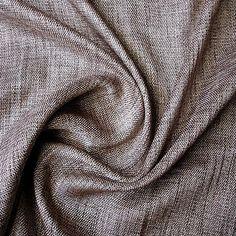 Brown Burlap Jute Fabric