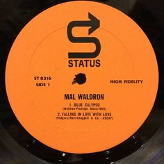 [Status Records]Mal Waldron With John Coltrane他 - THE DEALERS_画像3