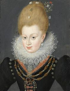 Gabrielle d'Estrées. 9 avril 1599 : mort de Gabrielle d�Estrées, favorite du roi Henri IV. Histoire de France. Patrimoine. Magazine