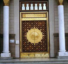 Résultats Google Recherche d'images correspondant à http://1400ah.files.wordpress.com/2009/12/omar-bin-khattab-door-masjid-nabwi.jpg