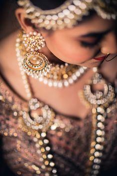 Indian wedding earrings for bride Wedding Earrings, Wedding Jewelry, Candid Photography, Wedding Photography, Genelia D'souza, Lehenga Wedding, Lehenga Saree, Photography Packaging, Wedding Preparation