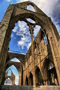in Tintern, Chepstow, Monmouthshire, UK by Graham Hobbs