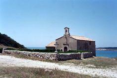 chapelle Sainte-Croix à MArtigues. Provence-Alpes-Côte d'Azur